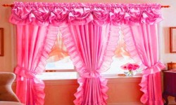 Colorful-curtain-models