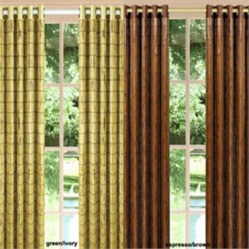 Hi tech curtain concept melattur malappuram kerala for Bamboo curtains kerala