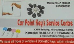 Car Point Keys Service Centre And Used Cars Kottakkal Malappuram