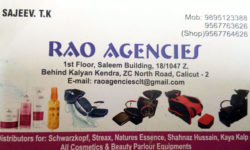 Rao Agencies Calicut